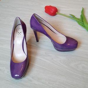 Purple Vince Camuto heels